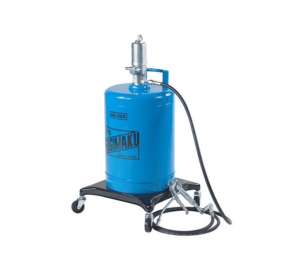 Low Noise Air Operated Grease Lubricator