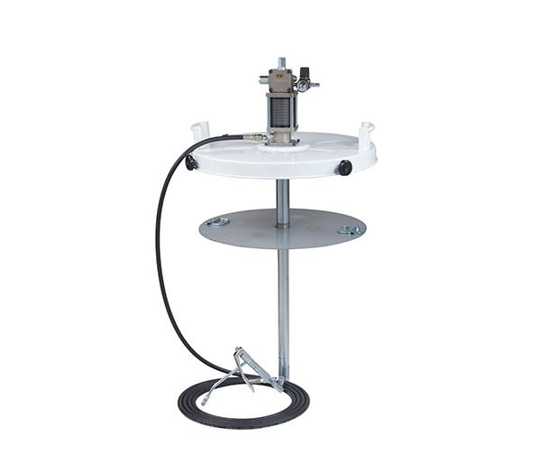 Air Operated High Pressure Grease Lubricator