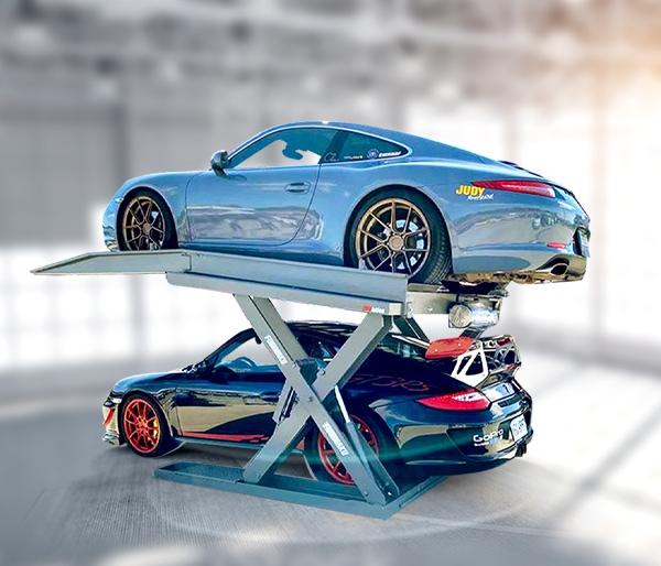 汽車停車平台