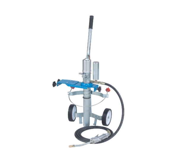 Low Noise Air operated Oil Lubricator