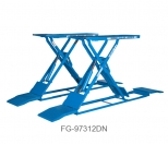 Thin Scissor Car Lift