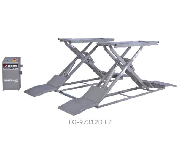 FG-97312D 超薄頂車機
