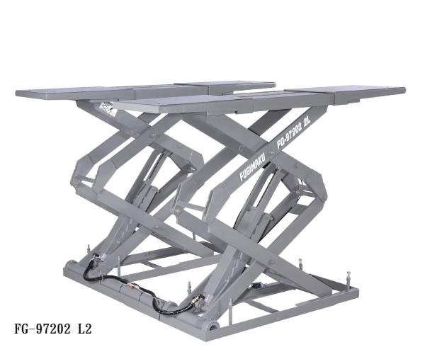 FG-97202 崁入式平板頂車機