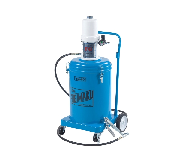 Air operated Grease Lubricator