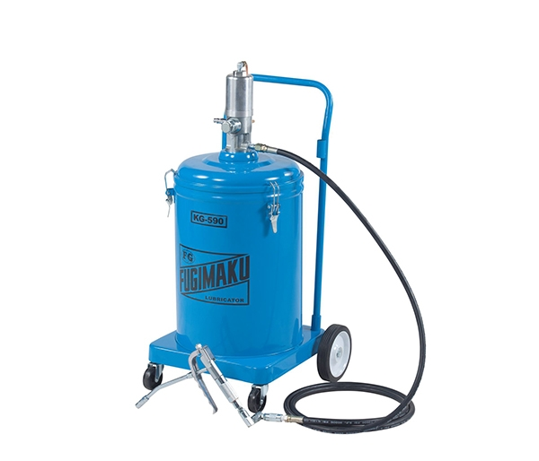 Low Noise Grease Lubricator