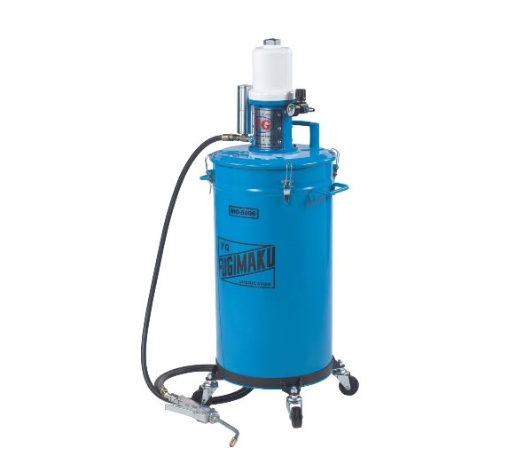 Air operated Oil Lubricator